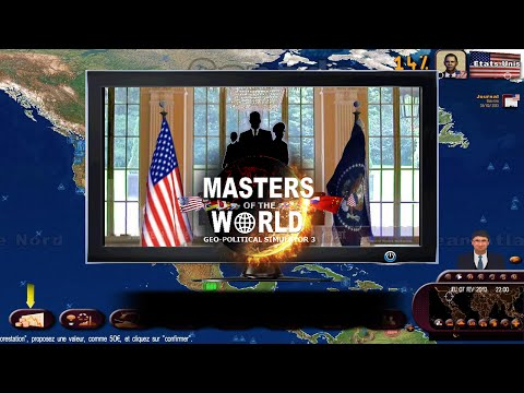 Masters Of The World Norway