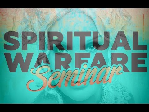 Spiritual Warefare Seminar: Apostle Theresa Hawkins on Mind Battles