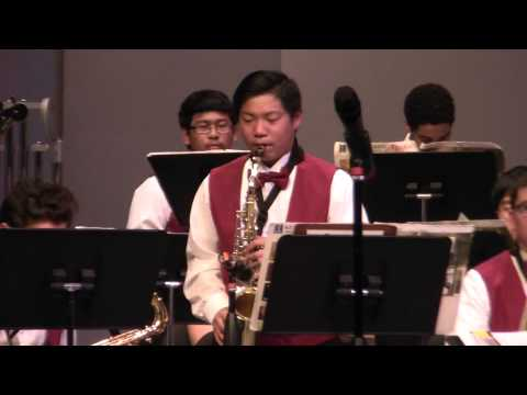 Global Connections High School Jazz Ensemble - All Blues