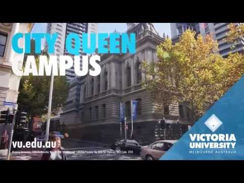 City Queen Campus Tour