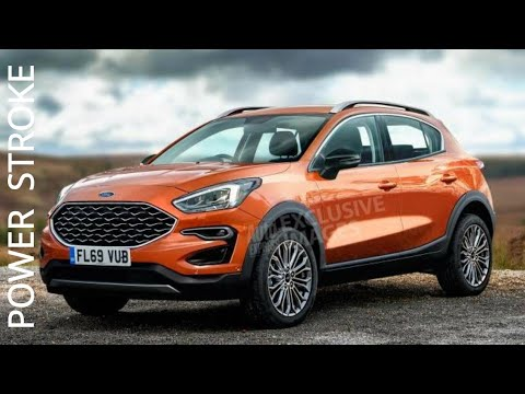 2020 Ford Ecosport To Be Called As Puma