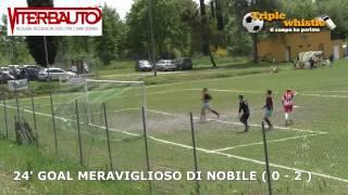 CALCIO, SECONDA CATEGORIA: Bomarzo - Virtus Pilastro 1-2, stagione 2014-2015