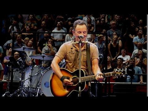 Bruce Springsteen  Thunder Road acoustic