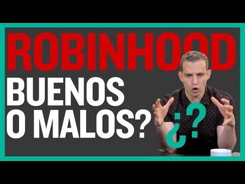 Robinhood Opinión para el trading