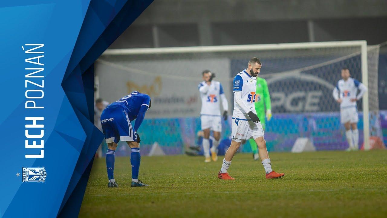Dlaczego Lech tak słabo wypada w Ekstraklasie?