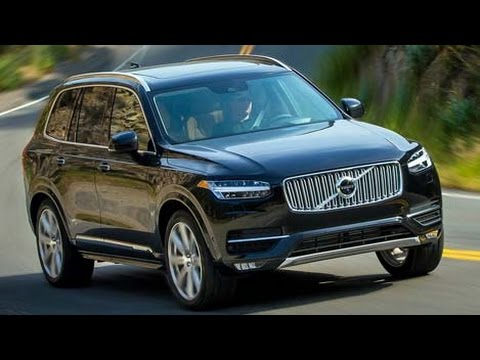 volvo prices all new xc90 jeep going after land rover   autoline daily 1620   youtube