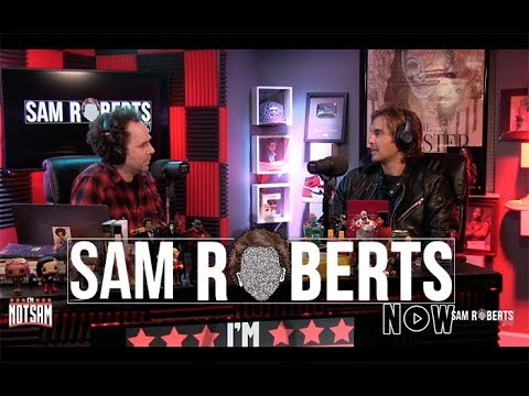 The Room's Greg Sestero - Sam Roberts Now; April 16, 2018