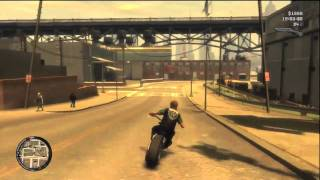 GTA IV: The Lost And Damned - The Co-op Mode
