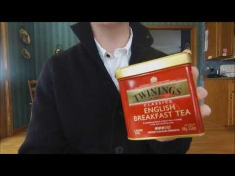 Tea Review: Twinings English Breakfast