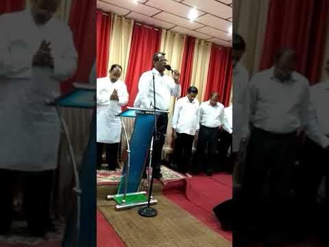 Inugration of AGMDC Evangilism team outreach program