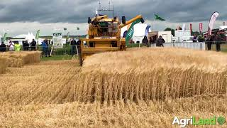 Drives itself...at Cereals 2018!