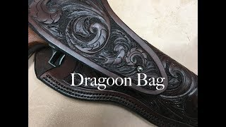 Holster Building, 1840's-50's Colt Dragoon