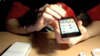 Розпакування iPod Touch (four generation)