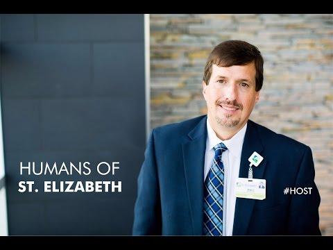 Humans of St. Elizabeth - Brian Jones
