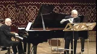 Vasile Jianu - Preludiu & Rigaudon; Ion Bogdan Stefanescu flute