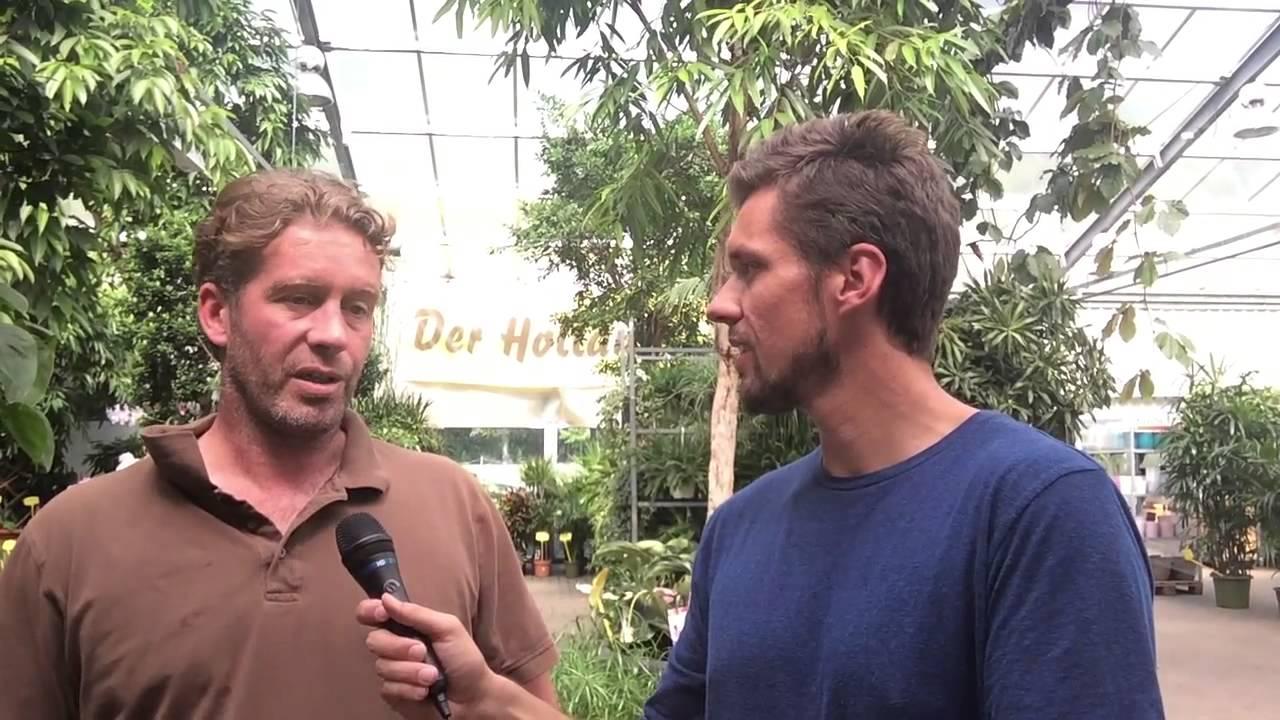 Interview michel nas pflanzencenter der hollaender in for Pflanzencenter berlin