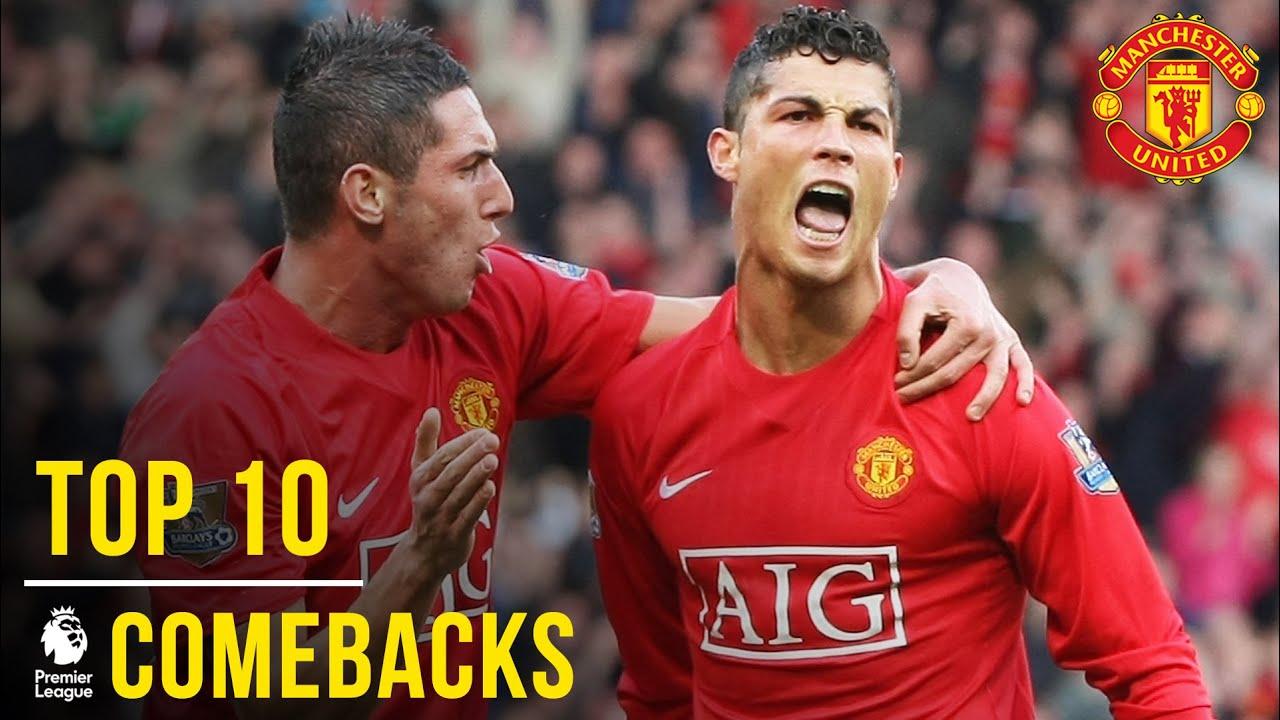 Download Manchester United's Top 10 Premier League Comebacks | Manchester United