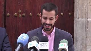 Presentación de las Fiestas Patronales 2018, Santa Úrsula
