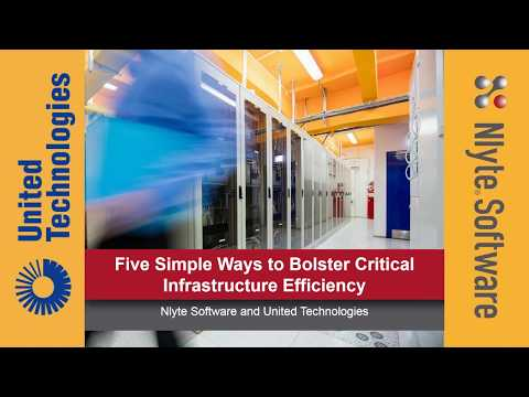 Five Simple Ways to Bolster Critical Infrastructure Efficiency