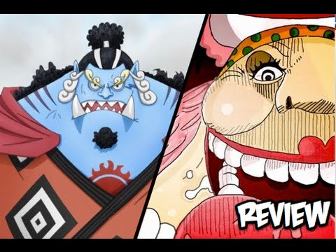 One Piece 829 ワンピース Manga Chapter Review - Big Mom s Power Revealed!! Jinbei  Returns! - YouTube dc1eadce940d