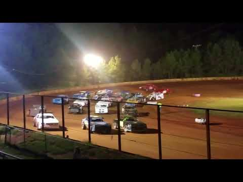 06/30/18 Missing Man Salute in honor of Jason Johnson @ Sabine Motor Speedway