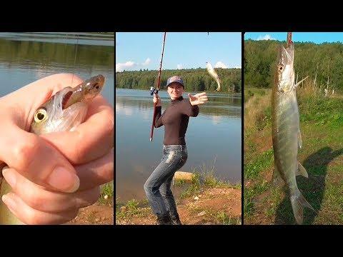 Торбеевское озеро. Рыбалка удалась!