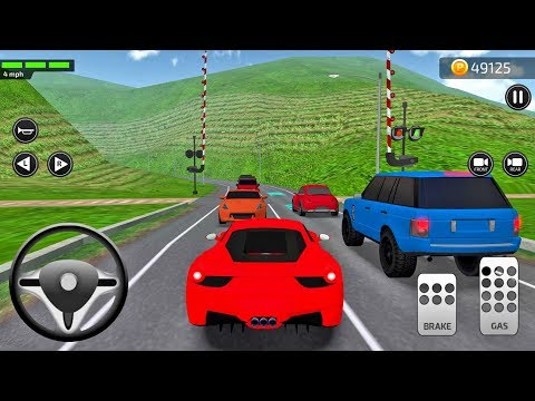 Parking Frenzy 2.0 3D Game #10 - Car Games Android IOS gamep