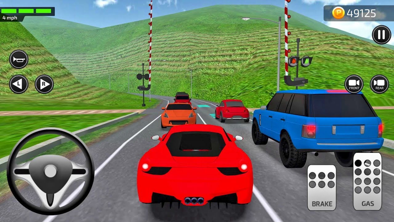 Parking Frenzy 2 0 3d Game 10 Car Games Android Ios