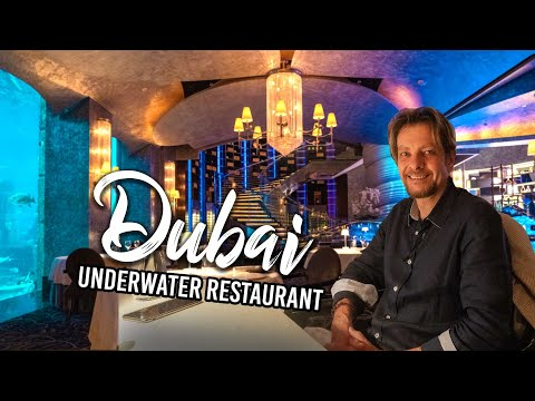 This Is Why Dubai Is So Amazing! (underwater Restaurant)