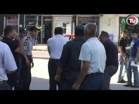 Musavat Partiyasının Mitinqi Polis Tərəfindən Dağlıdılıb