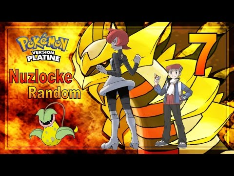 Pokémon Platine - Nuzlocke Random #07: Jamesflor contre-attaque !