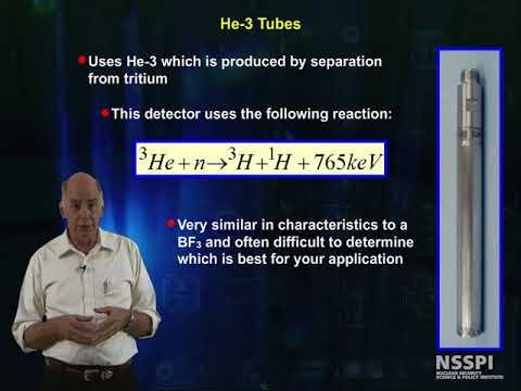 20-Basic Radiation Detection: Common Neutron detectors, part 2