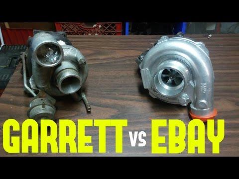 Garrett vs Ebay Turbochargers|Mild Life Rant