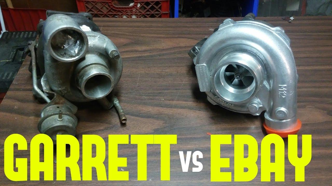 Garrett vs Ebay Turbochargers Mild Life Rant