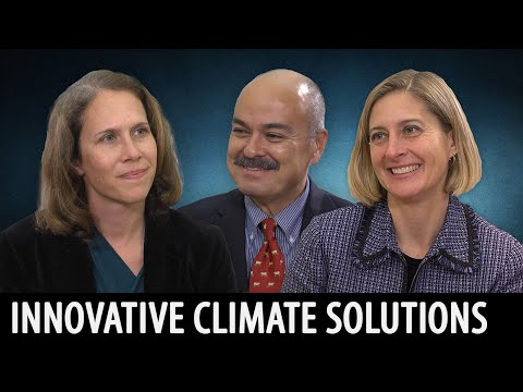 Climate change innovation according to 3 experts