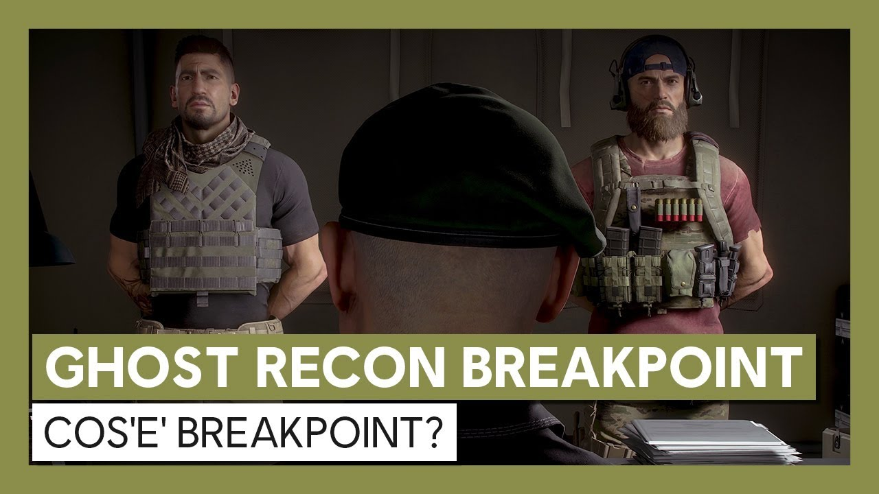 Ghost Recon Breakpoint: Cos'è Breakpoint? Trailer di Gameplay