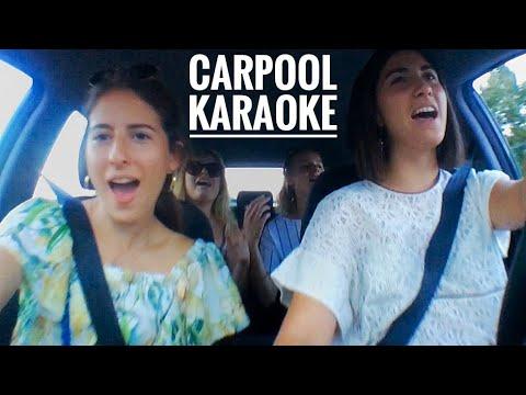 Carpool Karaoke Summer 2017