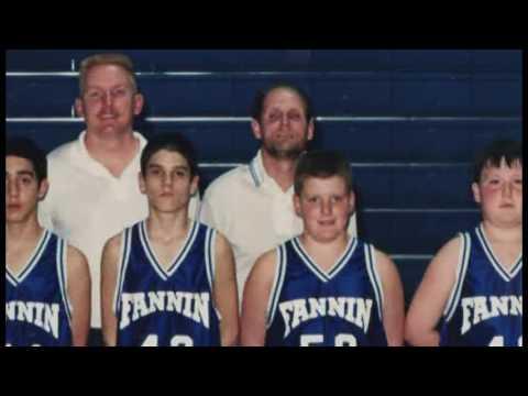 FCSHOF - Fannin County Sports Hall Of Fame - Bio - Glenn Patterson