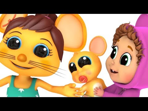 Thumbnail: Be Kind to Your Family | Baby Songs | Educational