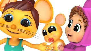 Be Kind to Your Family  Baby Songs  Educational