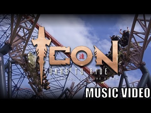 Blackpool Pleasure Beach - ICON - Music Video