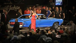 Cougars at Barrett-Jackson 2013: Featuring KTL