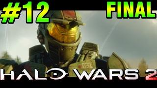 Halo Wars 2 | Misión 12 FINAL en Español Latino | Campaña Completa