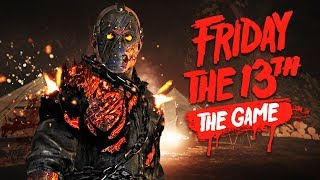 JASON IS COMING! (Friday the 13th Game)