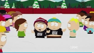 """SOUTHPARK SEASON 20 EPISODE 5 """"FUNNY & CONNECTIONS"""""""
