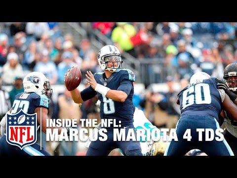 Marcus Mariota Mic
