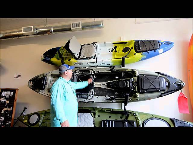 Jackson Kayak Original Coosa and HD Comparison