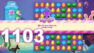 Candy Crush Soda Saga Level 1103 (No boosters)