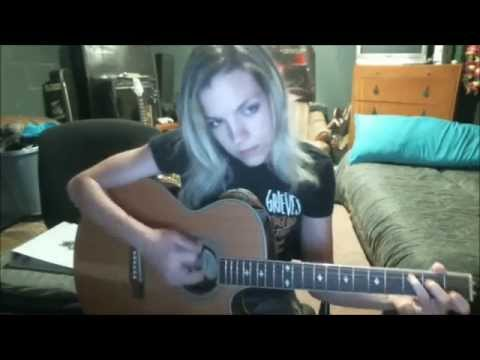 Death of Me - Grieves (Covered by Kaeilyn)