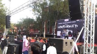 Bohemia in Hansraj college Delhi'2014